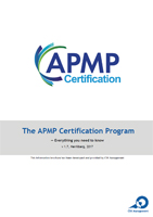 APMP certification overview